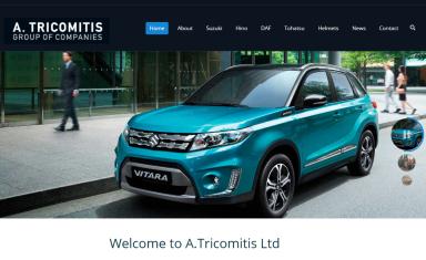 A. Tricomitis Website