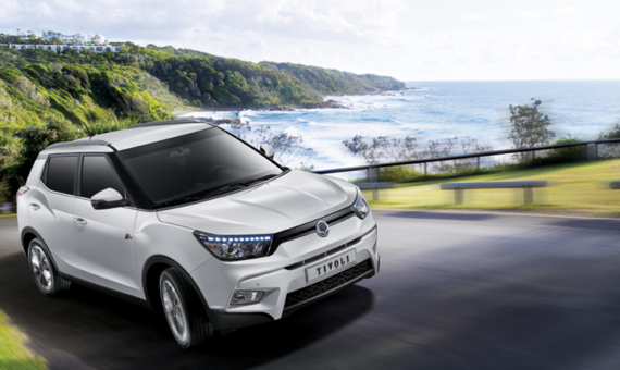 Ssangyong Cyprus Web Site