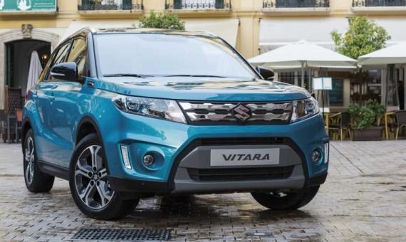 Suzuki Cyprus Website